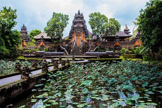 bali hindu temples, ubud spiritual tour