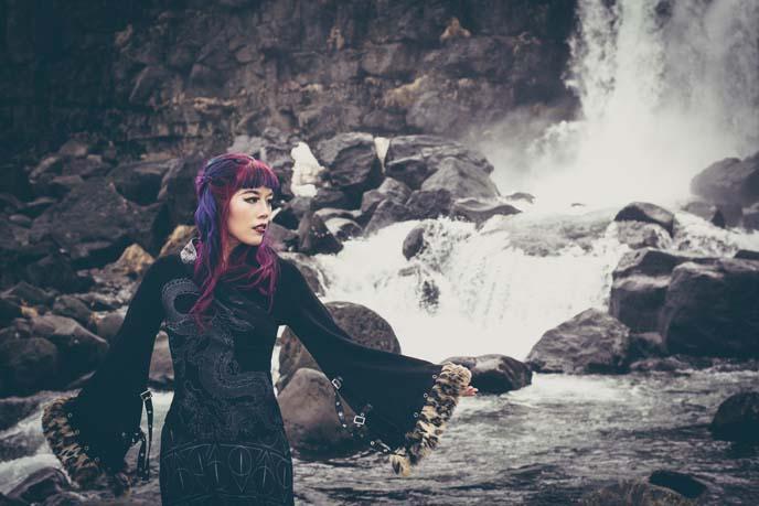 reykjavik best waterfall