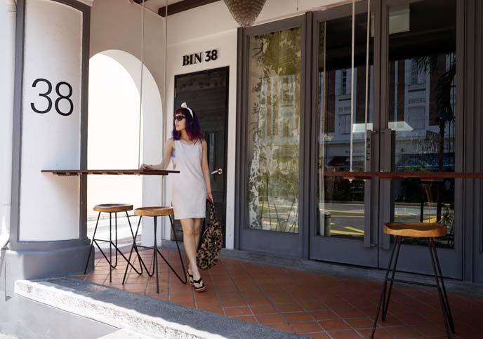 singapore hipsters hip restaurant