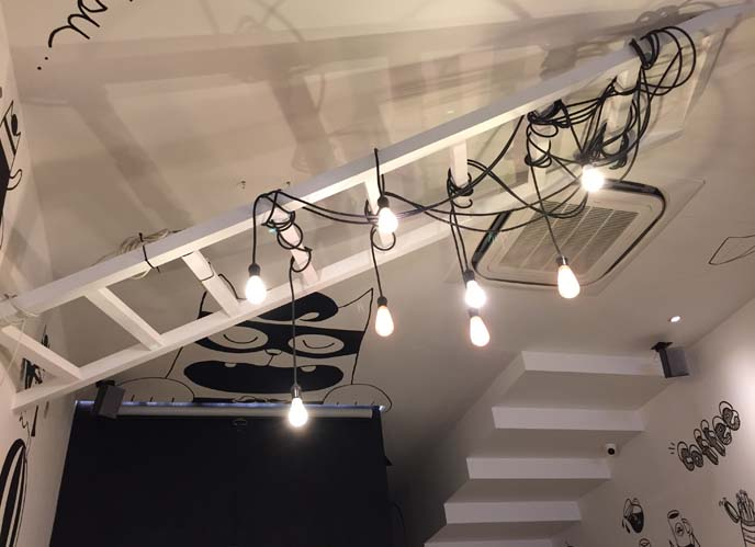 hipster cafes singapore