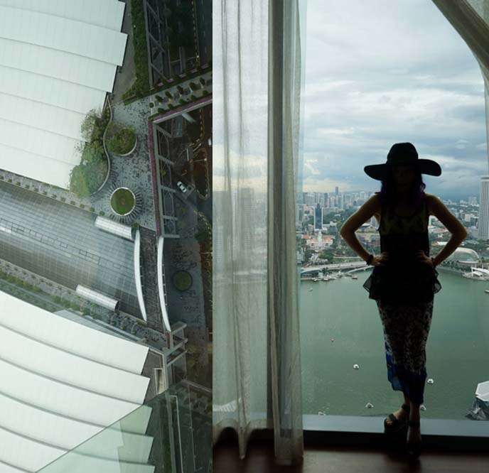 marina bay sands suite