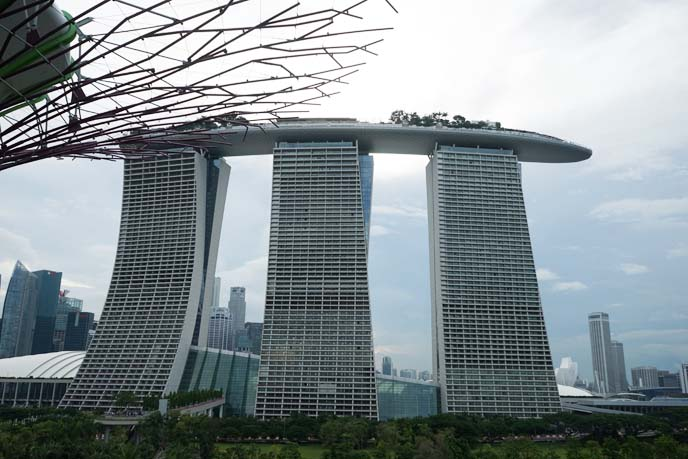 mbs marina bay sands building