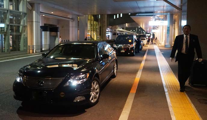 blacklane limousines, airport transfers