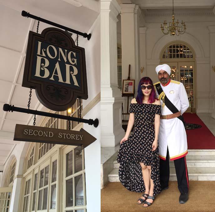 raffles hotel indian doorman costume