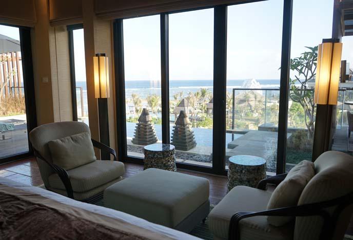 private pool hotel room bali