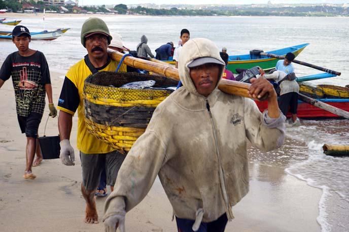 Balinese Fisherman