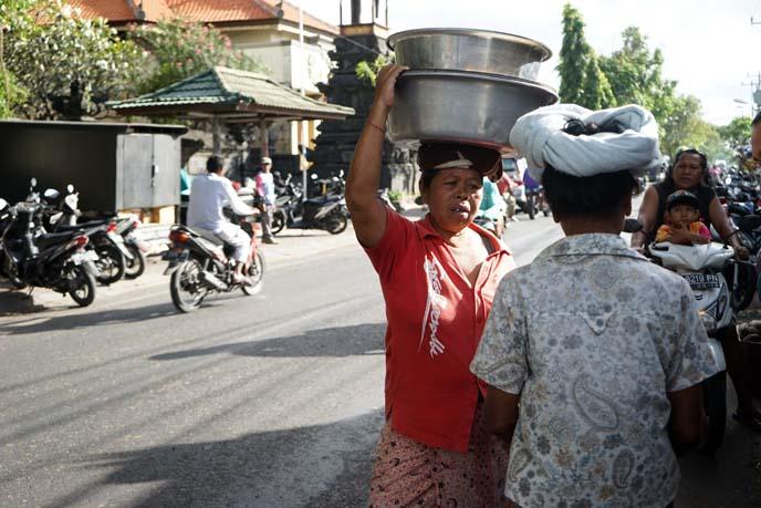 bali wet market