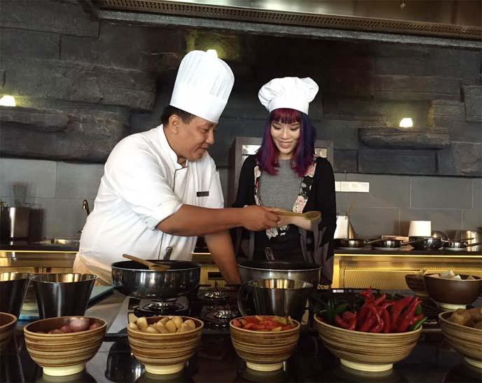 bali vegetarian cooking lessons