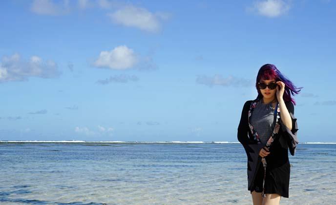 bali fashion style, beach outfit
