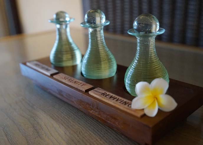 indonesian perfumes, spa oils