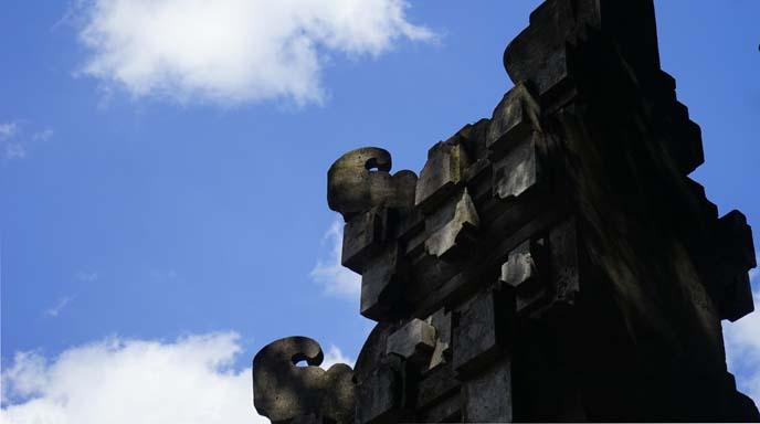 bali roof architecture