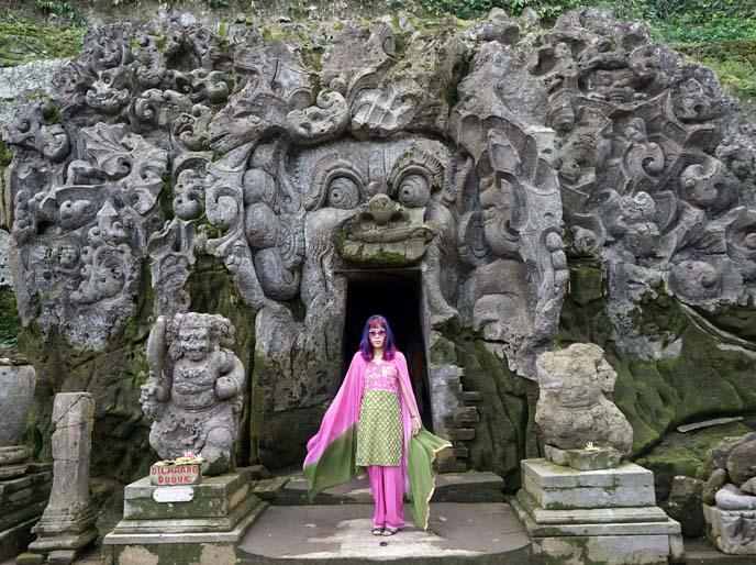elephant cave bali, Goa Gajah