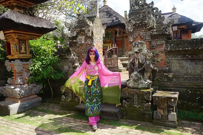Hindu Temple Tour In Ubud Balinese Architecture Uluwatu Kecek Fire
