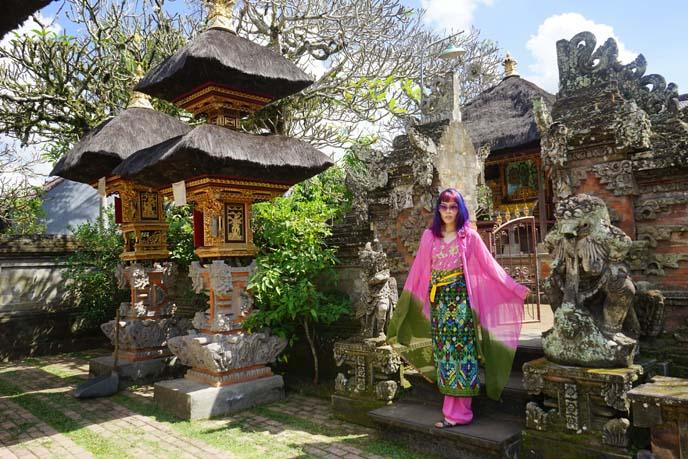 bali hindu temple architecture