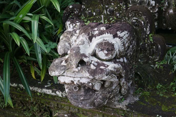 ubud city temples pura