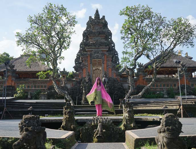 ubud water temple