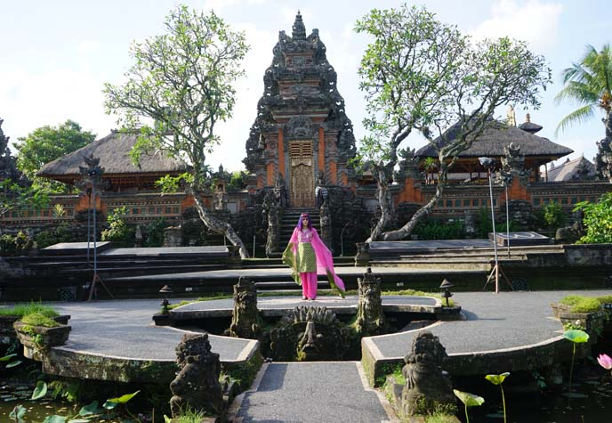 Holy Spring Water Temple bali