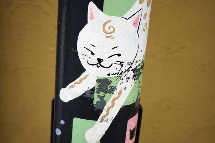gotokuji cat paintings