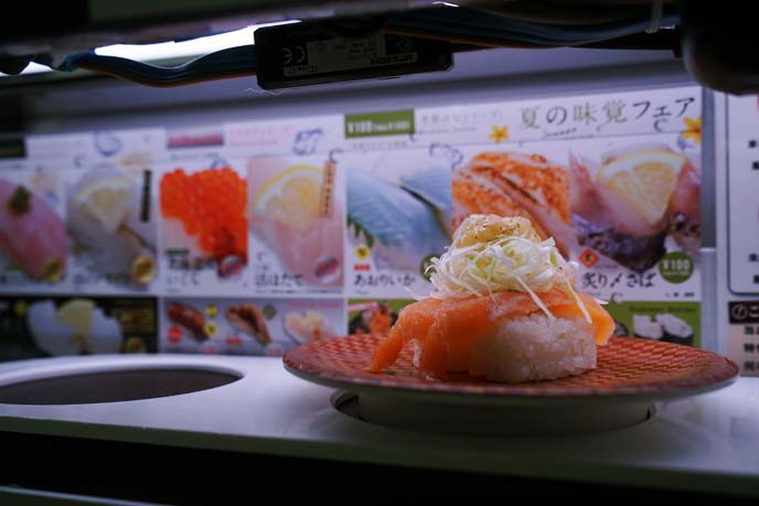 japanese computer robots sushi chef