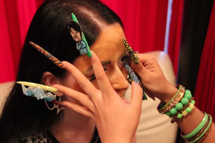 gyaru beauty salon, eyeshadow