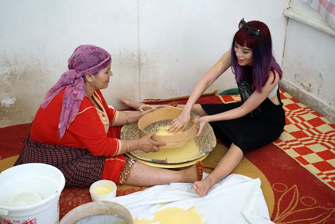 couscous lesson fez morocco
