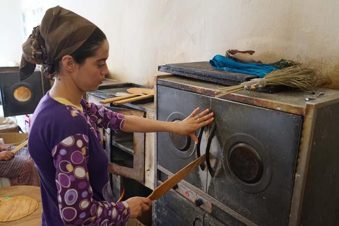 morocco bread oven