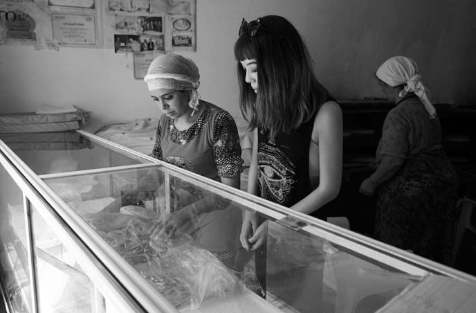 moroccan female bakery