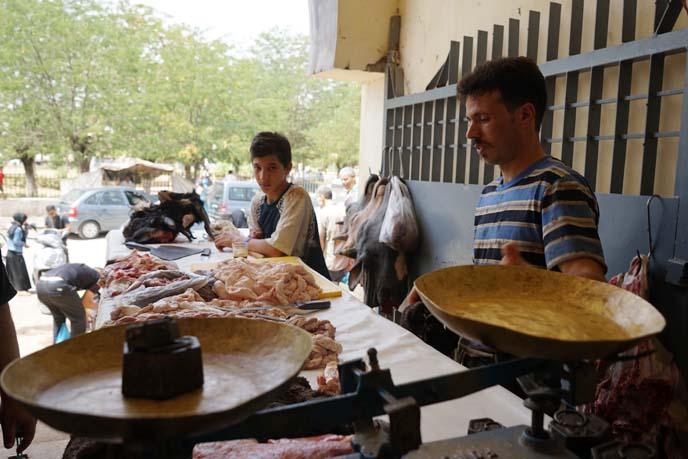 meat market morocco