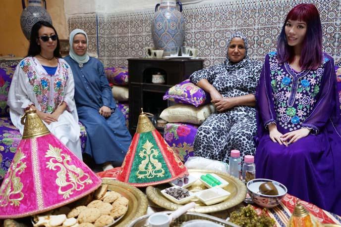 where to get henna in fez medina