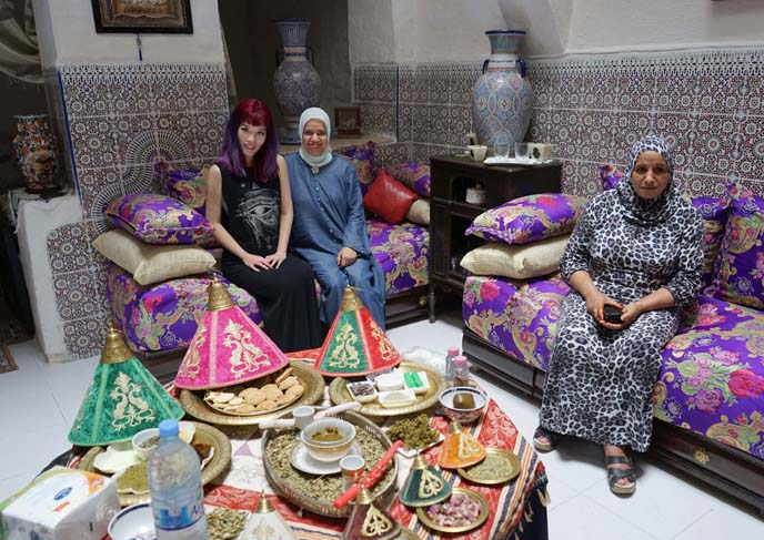 moroccan beauty workshop fez