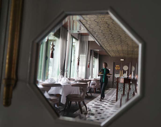 L'Amandier Palais Faraj, Fes restaurant