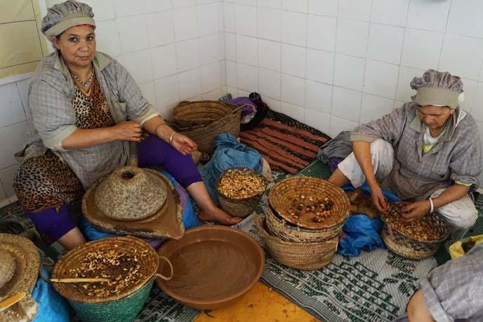 argan oil store morocco