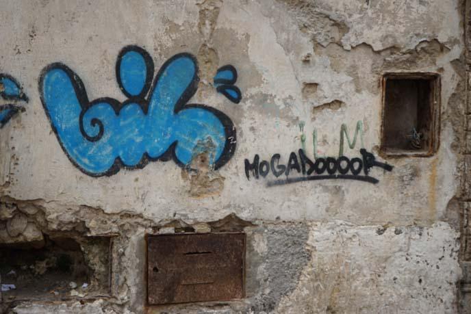 mogador Essaouira street art