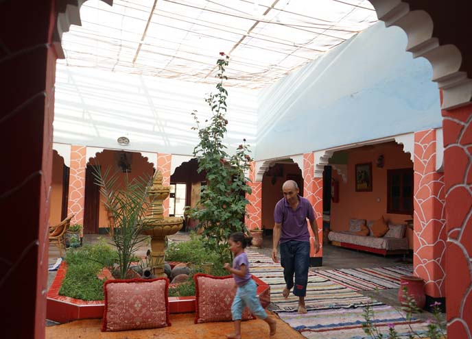 berber cultural center hostel, accomodations