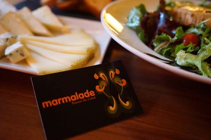 barcelona hip restaurant marmalade