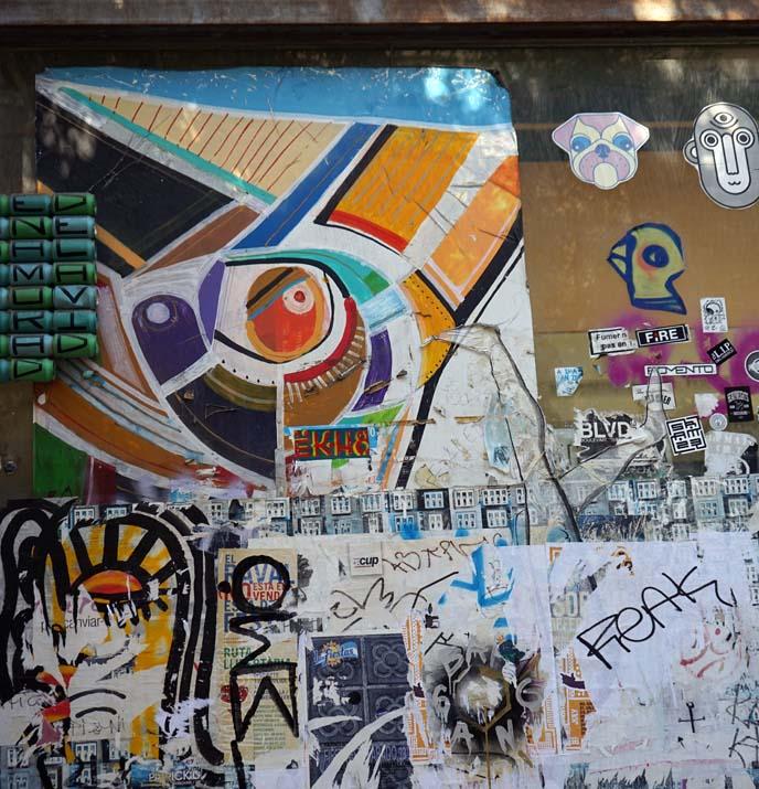El Raval Street Art Tour