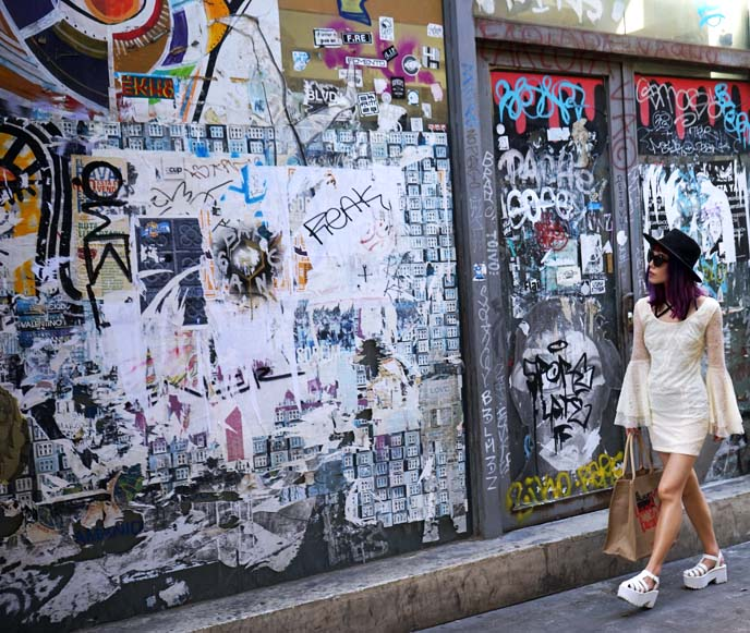 hipster fashion barcelona