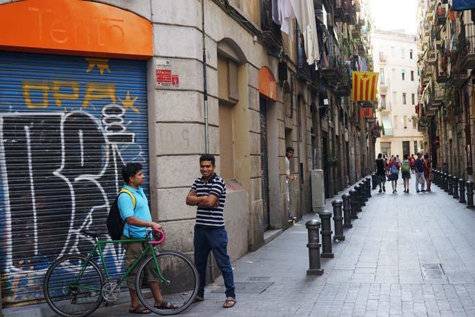 cool areas barcelona