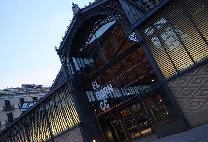 el born 300 restaurant, barcelona