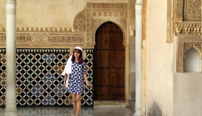 muslim islamic architecture spain