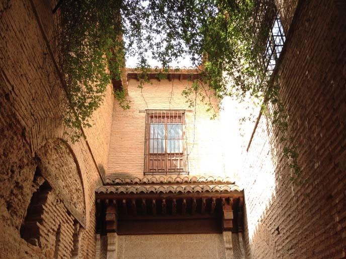 l'alhambra palace gardens