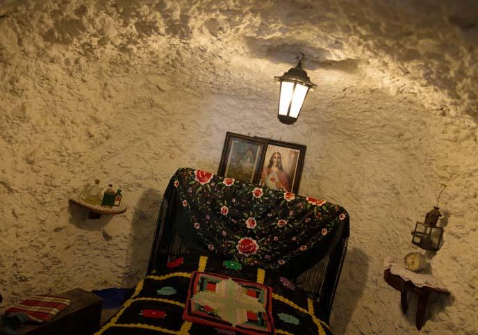 cave homes, Museo Cuevas del Sacromonte