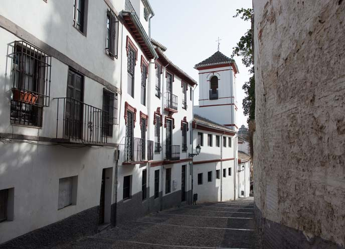 granada historic neighborhood