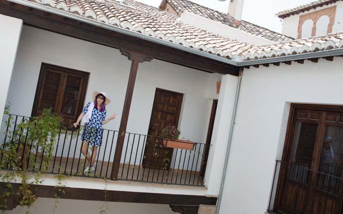 granada spain airbnb, rental house