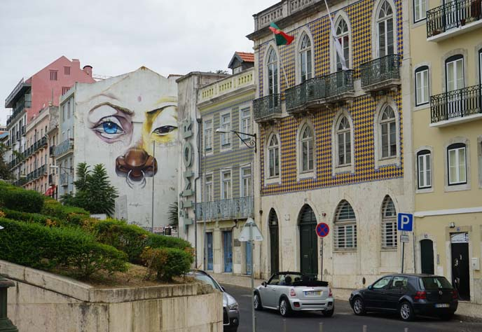 portugal hip street art