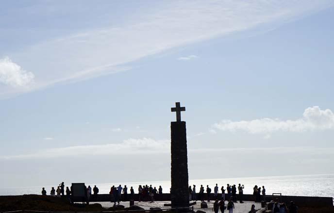 portugal viewpoint, cabo da roca cliffs