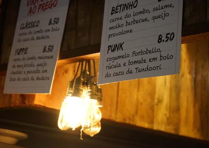 portuguese market, street food