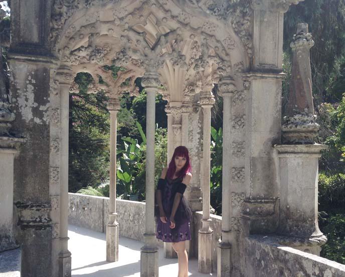 princess photoshoot, sintra castles