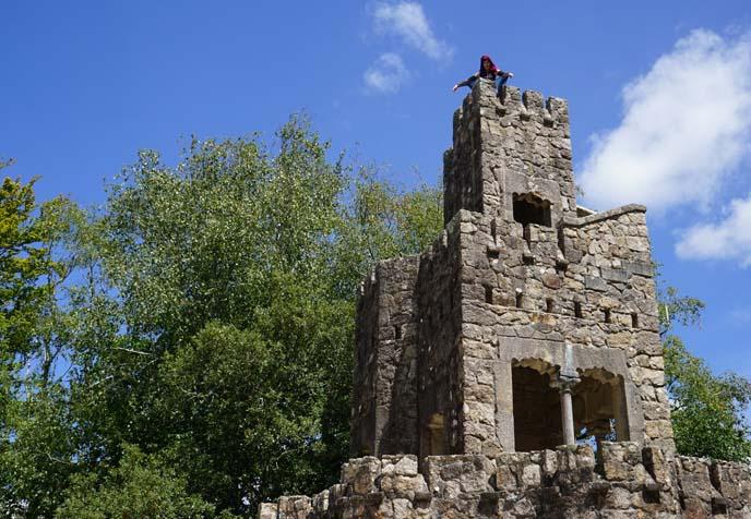 rapunzel tower castle, europe