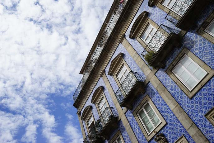 porto houses, architecture design